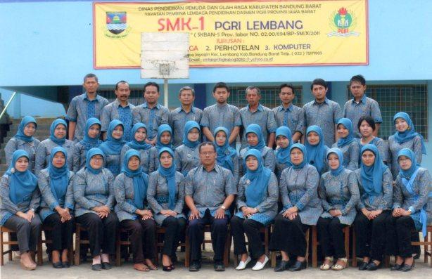 PENGAJAR SMK PGRI LEMBANG